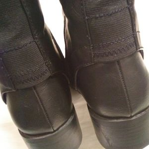 Target Shoes - Women's wide calf boots sz 9.5 by Target black